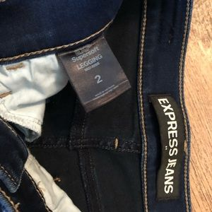 Express Jeans - Express jeans size 2